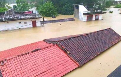 Cinco muertos por las inundaciones en Tabasco: AMLO