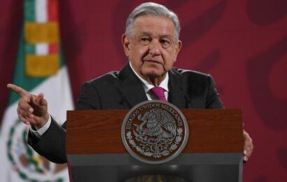 Reitera AMLO llamado a Senado para aprobar retiro de fuero a presidentes