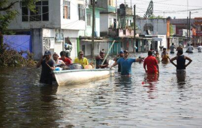 Censo «casa por casa» para damnificados en Tabasco, prevé AMLO