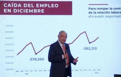 Reforma de AMLO para «poner orden» en el 'outsourcing'