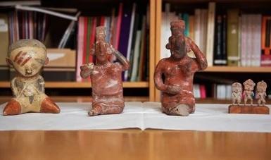 Devuelve Australia a México 4 piezas prehispánicas