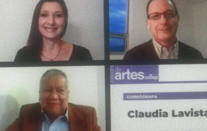La danza también puede ser una postura política: Claudia Lavista