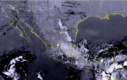 Frente frío 13 causará lluvias en Chiapas, Oaxaca y Veracruz