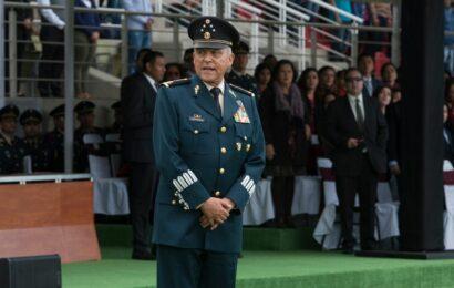 Las acusaciones contra Cienfuegos se basan en 700 documentos