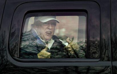 Más maniobras de Trump para que no se esfume su poder