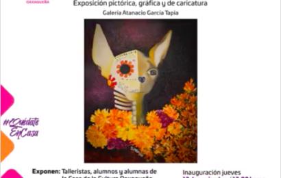 """Inaugurará CCO la exposición colectiva pictórica, gráfica y de caricatura """"Umbral"""""""