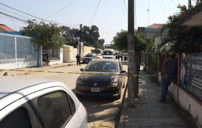 Ataque armado deja un muerto en Tuxtepec, en penúltimo día del año