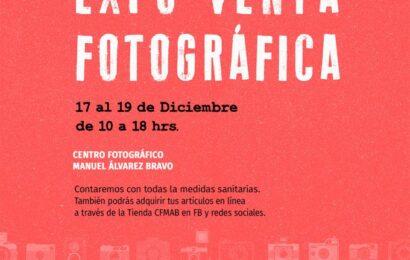 Expo venta en el Centro Fotográfico «Manuel Álvarez Bravo» de Oaxaca; participan 25 artistas