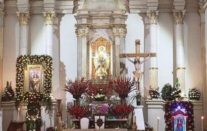 Celebran a la Virgen de Juquila en Oaxaca con restricción a peregrinos