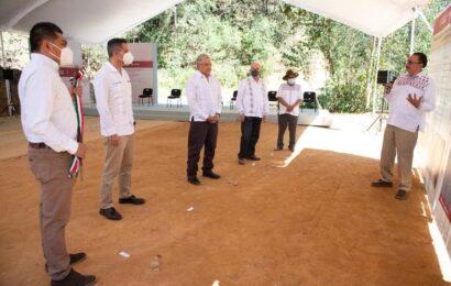 Murat y AMLO, unidos para saldar deuda histórico con pueblos de Oaxaca