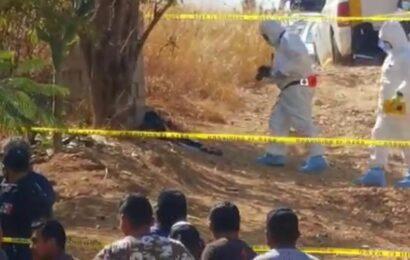 Asesinan a mujer en Xoxocotlán; fue atacada por taxista, aseguran vecinos