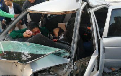 Una persona muerta deja accidente en Brenamiel, en la Ciudad de Oaxaca