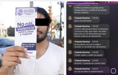 Acusan a titular de SMO, Ana Vásquez, de proteger a presunto violador