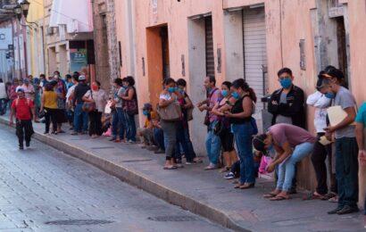 En Oaxaca, más de 9 mil personas perdieron empleos formales