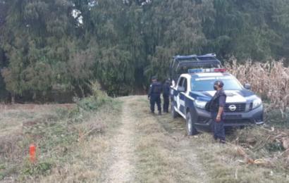 Localizan cadáver de mujer en Juxtlahuaca