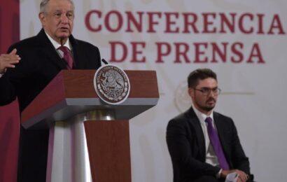 Gobierno de Trump ayudó a conseguir vacuna de Pfizer para México: AMLO