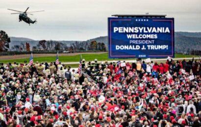 La Corte frena intentos de los aliados de Trump por revertir la victoria de Biden en Pensilvania