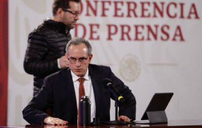 López-Gatell descarta temor a que se suspenda la vacunación por reacciones secundarias