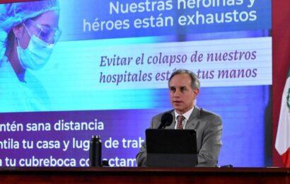 López-Gatell descarta que se ponga en cuarentena a paisanos que lleguen de EU y a extranjeros