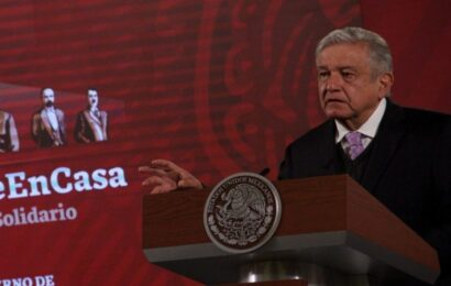 AMLO recalca que no se ha roto diálogo con empresarios por iniciativa para reformar outsourcing