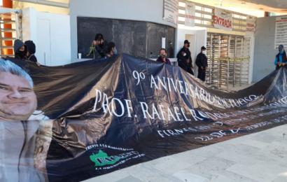 A nueve años del asesinato de Rafael Rodríguez, FACMEO exige justicia