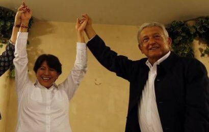 Delfina Gómez Álvarez será la nueva secretaria de Educación
