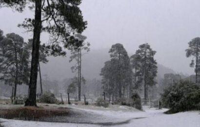 Pronostican heladas en zonas de Oaxaca para los próximos días