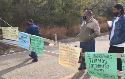 Cierran por dos horas zona Arqueológica de Monte Albán en Oaxaca