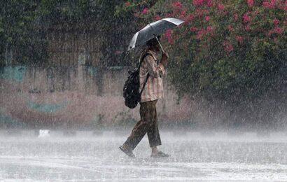 El Frente Frío No. 20 ocasionará lluvias intensas en Oaxaca