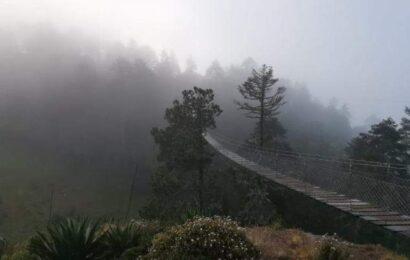 Se pronostican lluvias muy fuertes para Chiapas, y fuertes para Oaxaca, Tabasco y Veracruz