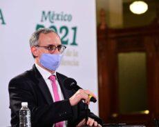 López-Gatell señala escasez y acaparamiento de tanques de oxígeno
