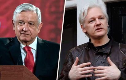 Gobierno de México ofrecerá asilo político a Julian Assange, fundador de WikiLeaks