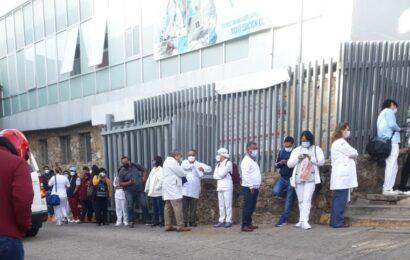 Continúa la aplicación de la vacuna contra el COVID-19 en Oaxaca