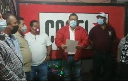 Una fracción de la COCEI rechaza la reelección de Emilio Montero en Juchitán