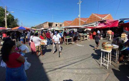 En Juchitán acuerdan cerrar mercados y centros comerciales por COVID-19