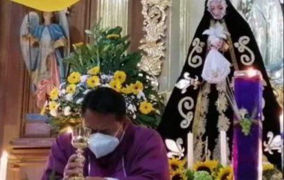 Fallece párroco de Asunción Nochixtlán; en 2016 protegió a heridos por desalojo