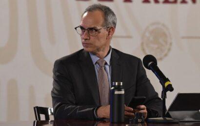 Perredistas y panistas exigen la renuncia de López Gatell por «incongruente e irresponsable»