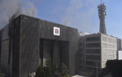 Fiscalía abre dos carpetas de investigación por incendio en instalaciones del Metro