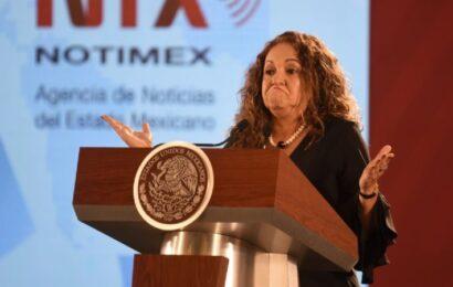 AMLO se reunirá con Sanjuana Martínez para buscar solución a huelga en Notimex