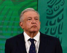 López Obrador acusa a la DEA de fabricar delitos contra Cienfuegos