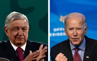 AMLO y Biden hablarán hoy vía telefónica para abordar la agenda bilateral