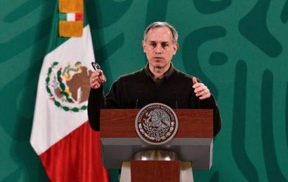 López-Gatell se compromete a «dar un vuelco» donde sea necesario tras diagnóstico de investigadores