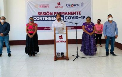 Ayuntamiento de Juchitán anuncia que comprará vacunas contra COVID19