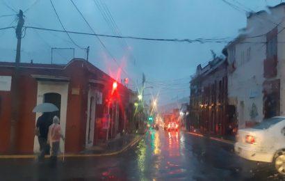 Pronostican lluvias en el sureste del país por frente frío 32
