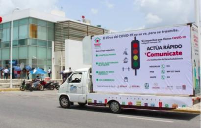 Pide AMLO a Campeche y Chiapas abrir escuelas para clases presenciales