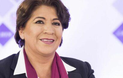 En la SEP nada cambiará, adelanta Delfina Gómez