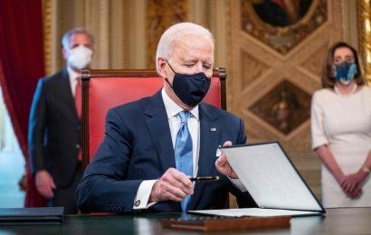 Aplaude AMLO reformas de Biden; descarta choques