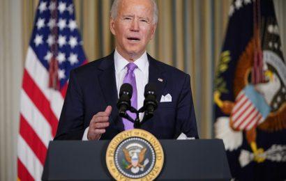 Lanza Biden plan de igualdad racial