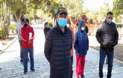 Colonos de Jalatlaco suspenden obra; acusan afectaciones