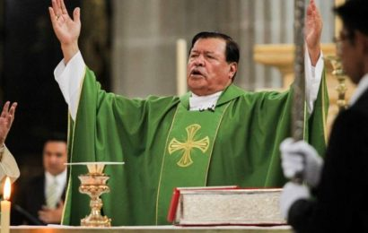 Norberto Rivera fue intubado por covid-19 y recibió la extremaunción: ex vocero